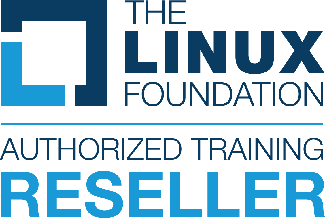 Linux Foundation Authorized Training Reseller Logo