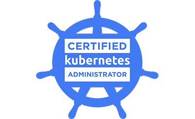 Logo Kubernetes Certification