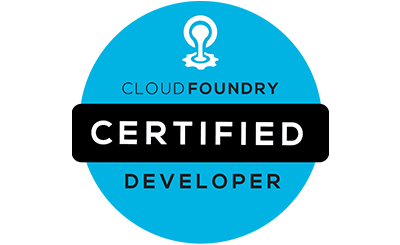 Logo Cloud Foundry認定