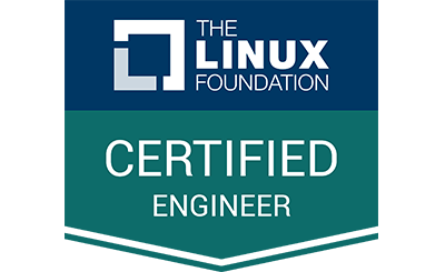 Logo LF Certified Engineer