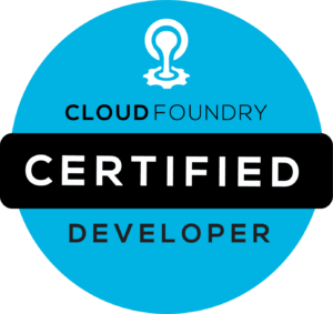 Cloud Foundry Certified Developer (CFCD)