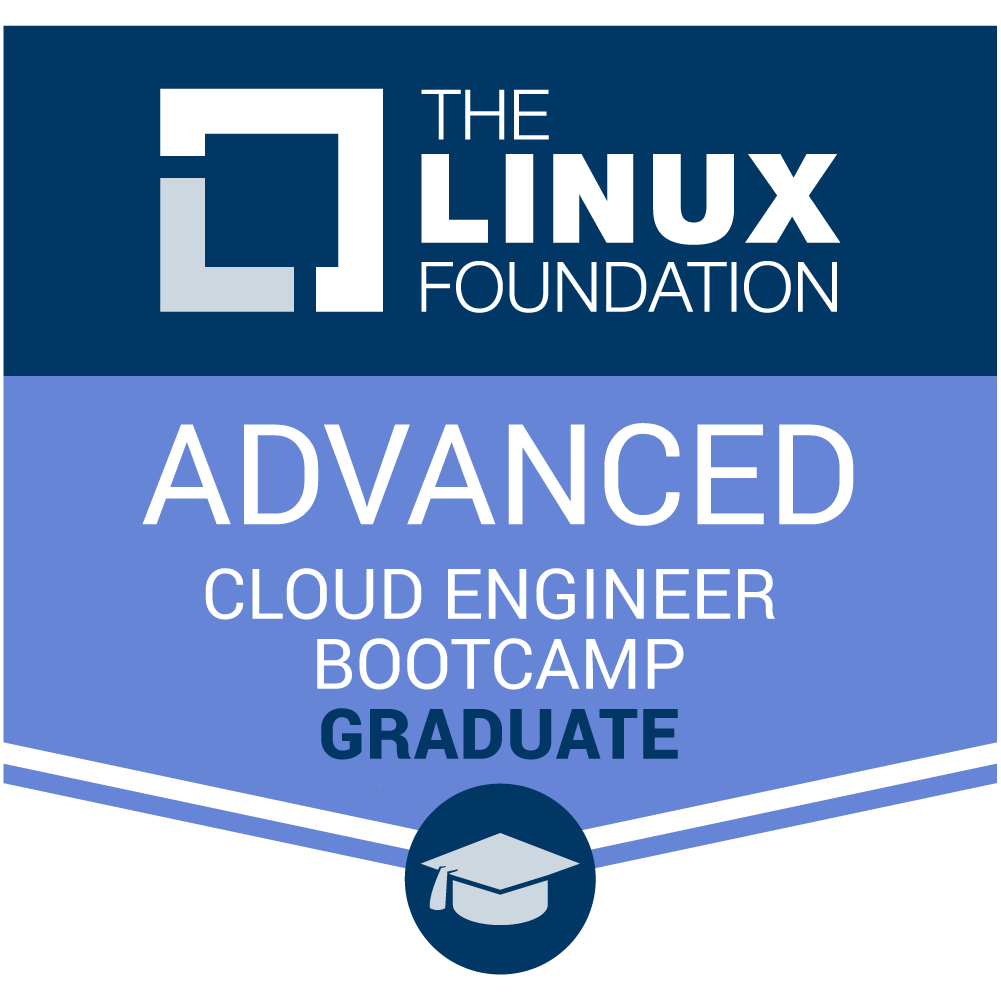 Advanced Cloud Engineer Bootcamp Graduate