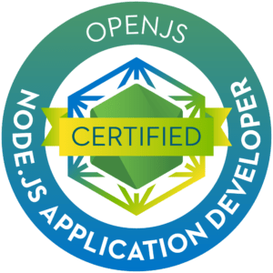 Node.js Application Development (LFW211) + JSNAD Exam Bundle