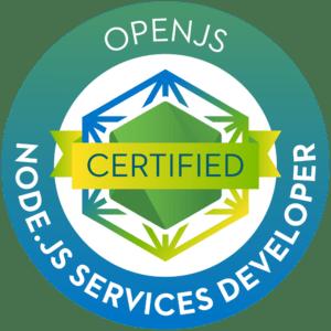 Node.js Services Development (LFW212) + JSNSD Exam Bundle